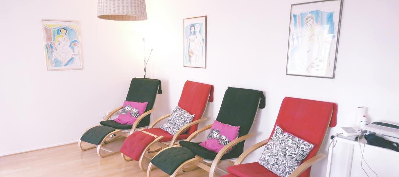 Accueil cabinet sages-femmes à Montpellier